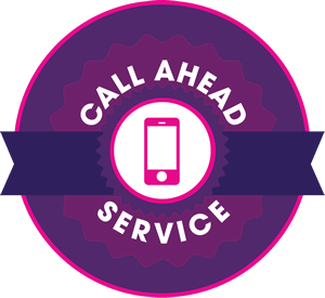 Call Ahead Service from Sir Galloway Cleaners